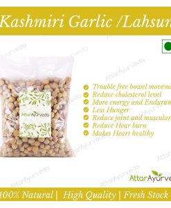Kashmiri Lahsun - Kashmiri Garlic - Snow Mountain Garlic