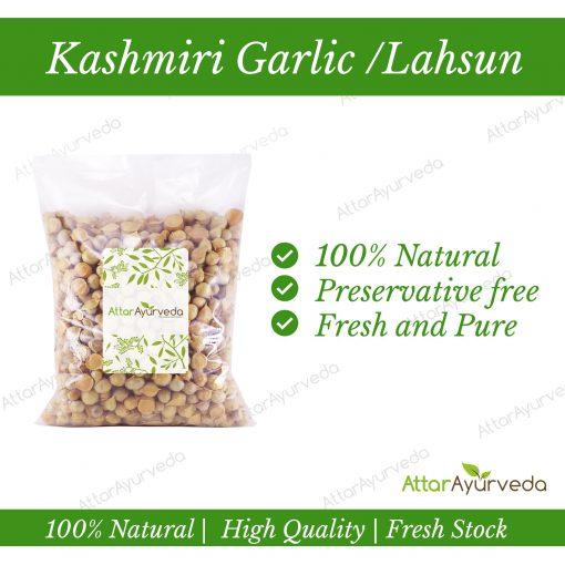 Kashmiri Lahsun - Kashmiri Garlic - Snow Mountain Garlic