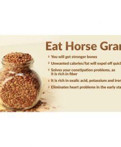 Eat Horse Gram