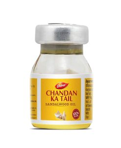 Dabur Edible Chandan Ka Tail (Oil of Sandalwood) 5 ml