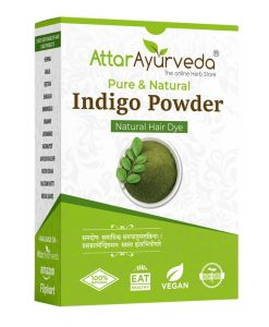 Attar Ayurveda Indigo powder