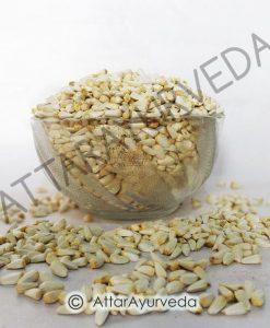Safflower Seed - Kardi Seed - Kusumbh - Carthamus Tinctorius