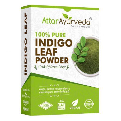 Indigo Leaves - Neel Leaves - Indigofera Tinctoria