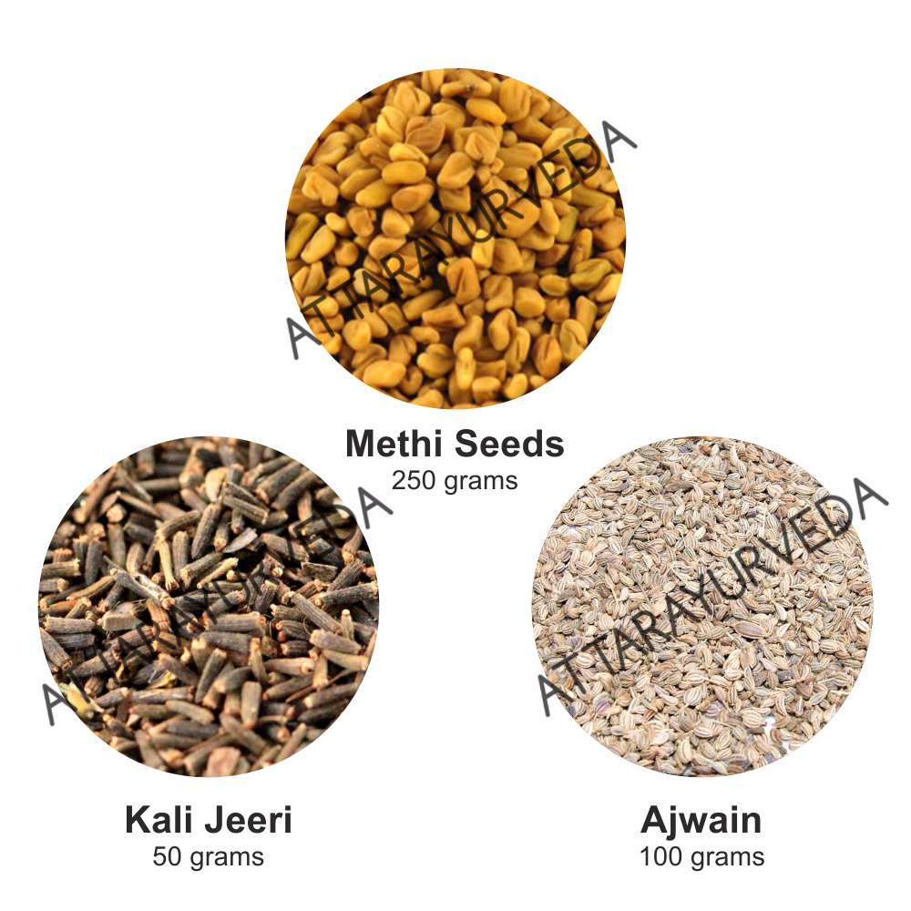 how to use methi powder for hair