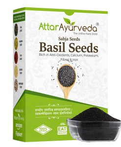 Basil Seeds from Attar Ayurveda
