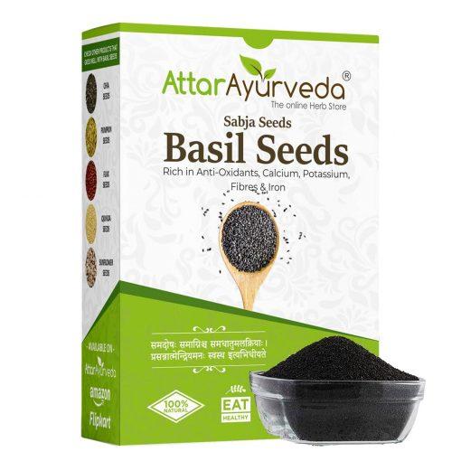 Basil Seeds from Attar Ayurveda