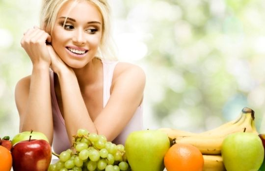 Balanced diet - A natural way to stay healthy