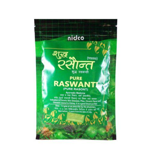 Nidco Pure Raswanti - Pure Rasont