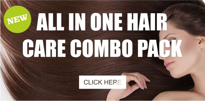 all in one hair care combo