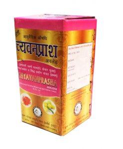 Chyavanprasha Avaleha (Ashtavarga Suvarna Bhasmadi and Kesar Yukta)