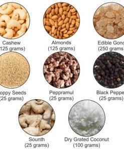 Gond Laddu Ingredients Combo Pack