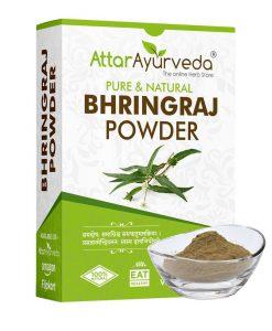 Bhringraj Powder for hair- Eclipta Alba - False Daisy