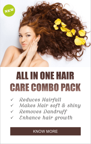 All in one Hair care combo pack