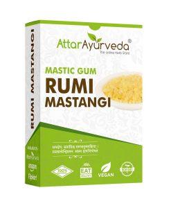 Rumi Mastagi - Roomi Mastangi - Mastic Gum - Pistacia Lenticus