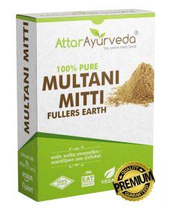 Multani Mitti - Fuller's Earth - 100% Natural - Chemical Free