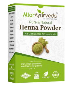 Henna Powder Attar Ayurveda