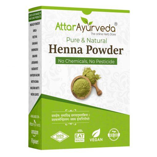 Henna Powder Attar Ayurveda