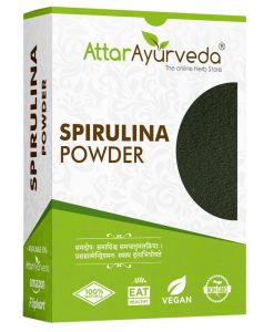 Pure Spirulina Powder