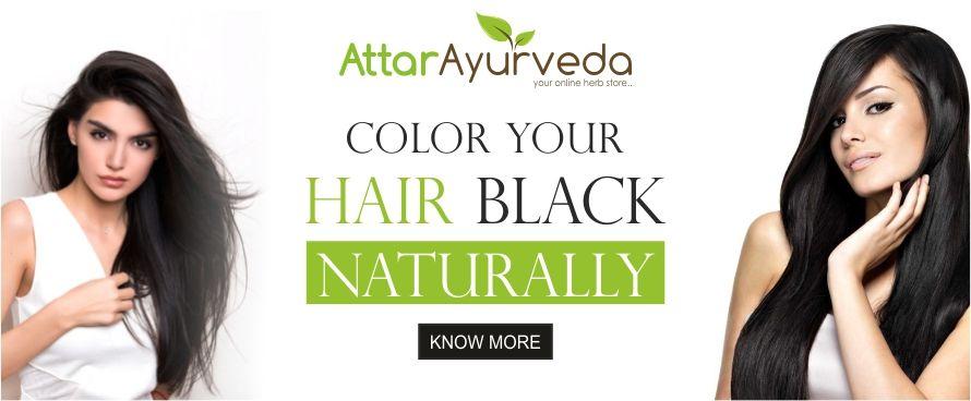 Natural Hair dye
