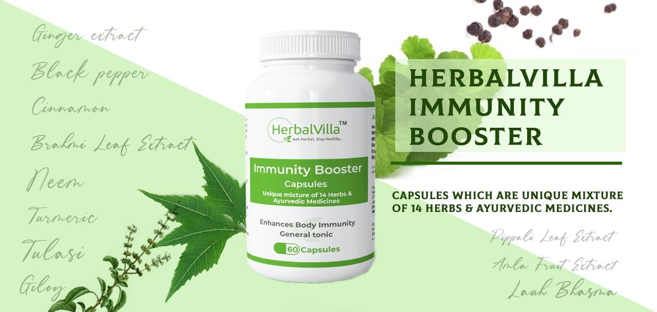 Hebalvilla iMmunity booster