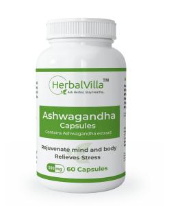 Herbavilla Ashwagandha capsules